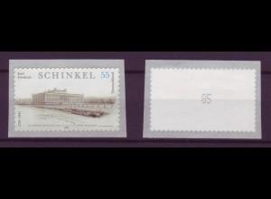 Bund 2552 Rollenmarke SB mit ungerader Nr. Geburtstag Karl. F. Schinkel 55 C **