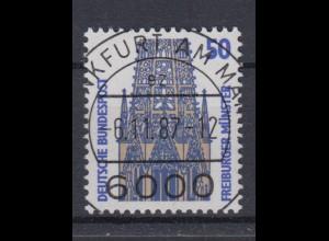 Bund 1340 A SWK (I) 50 Pf mit Ersttagsstempel