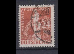 Berlin 37 75 Jahre Weltpostverein (UPU) 24 Pf gestempelt /4