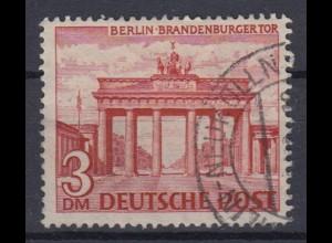 Berlin 59 Berliner Bauten (I) 3 DM gestempelt /1 Neukölln