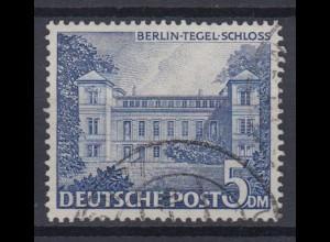 Berlin 60 Berliner Bauten (I) 5 DM gestempelt /2