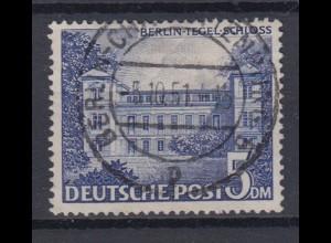Berlin 60 Berliner Bauten (I) 5 DM gestempelt /4
