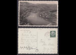 Ansichtskarte Salesl an der Elbe Sudentengau