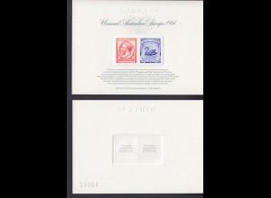 Vignette Unissued Australien Stamps 1914