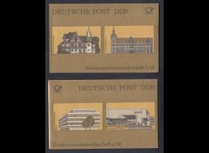 DDR SMHD 21 Postämter mit 10x Mi.Nr. 2910 postfrisch