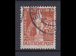 Berlin 37 75 Jahre Weltpostverein (UPU) 24 Pf gestempelt /2