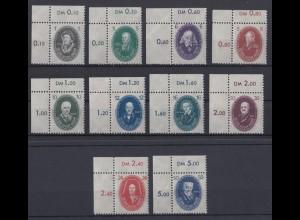 DDR 261-270 Eckrand li. oben 250 J. Dt. Akademie der Wissenschaften zu Berlin **