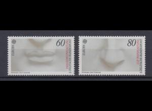 Bund 1278-1279 Europa Natur u. Umweltschutz 60 Pf und 80 Pf postfrisch