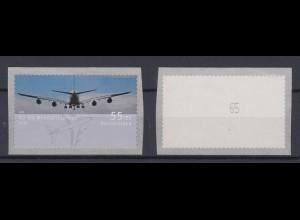 Bund 2676 SB Rollenmarke mit ungerader Nr. Airbus A380 55+25 C postfrisch