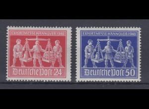 All. Besetzung Gemeinschaftsausgabe 969-970 Exportmesse Hannover postfrisch