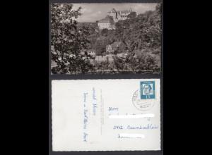 Ansichtskarte Blankenheim Ahr die Perle der Eifel Jugendburg nicht gelaufen