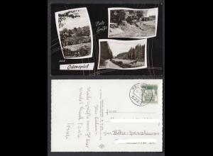 Ansichtskarte Viele Grüße aus Odenspiel Gemeinde Reichshof Mehrbildkarte