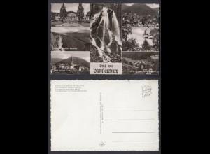 Ansichtskarte Gruß aus Bad Harzburg Mehrbildkarte nicht gelaufen