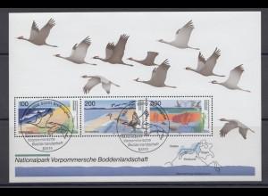 Bund Block 36 Deutsche Nationalpark 100, 200 + 300 ESST Bonn