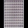 Silberbarren Tafelbarren 100 x 1 Gramm Heimerle + Meule in Box
