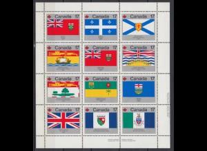 Vignette Kanada Flacken 1979