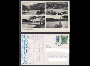 Ansichtskarte Listertalspeere Sauerland