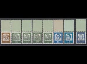 Bund RE 1+1 348x, 4x 350y, 2x 351y, 355y Bedeutende Deutsche **