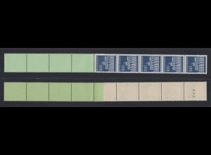 Bund 510 v RE 5 + 4 grün/dextrin Brandenburger Tor 100 Pf postfrisch