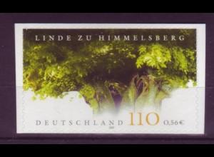 Bund 2217 SELBSTKLEBEND aus MH 45 Naturdenkmäler in Deutschland 56 Cent **