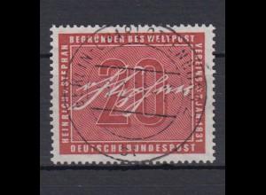 Bund 227 Heinrich von Stephan 20 Pf gestempelt Berlin