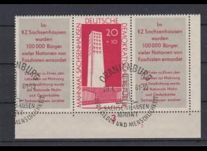 DDR 783 b ZD 3er Str. Eckrand rechts unten FN 2 Sachsenhausen ESST Oranienburg