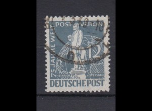 Berlin 35 75 Jahre Weltpostverein (UPU) 12 Pf gestempelt /4