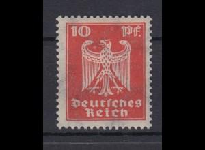 Dt. Reich 357 x Neuer Reichsadler 10 Pf postfrisch