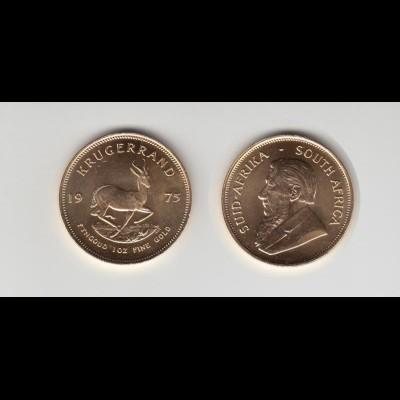 Goldmünze Südafrika Krügerrand 1 OZ 1975