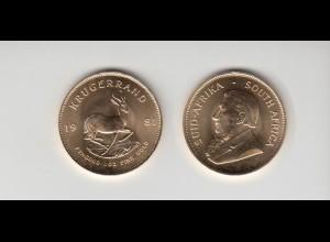 Goldmünze Südafrika Krügerrand 1 OZ 1981