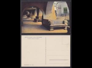 Ansichtskarte Alte Bernerlauben an der Junkerngasse Karte nicht gelaufen