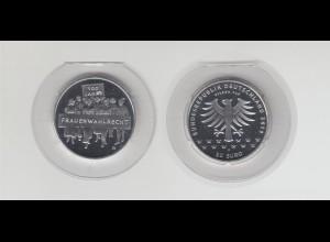 Silbermünze 20 Euro 2019 100 Jahre Frauen Wahlrecht stempelglanz
