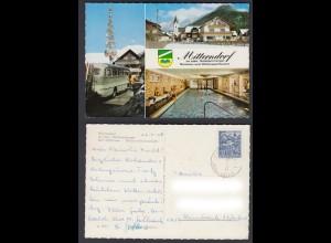 Ansichtskarte Mitterndorf Salzkammergut Sommer- und Wintersportkurort